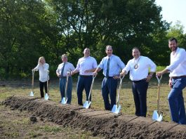 Aristocrat Gaming has started construction on a new facility in Oklahoma which will offer a consolidated campus for the employees of VGT Class II Innovations.