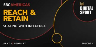 Episode 4 of Hot Paper Lantern (HPL Digital Sport)'s reach and retain webinar series with SBC and SBC Webinars, going into influencer marketing