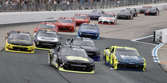 NASCAR is expanding its relationship with SharpLink Gaming to provide multiple new features and betting opportunities through the end of the 2021 season.