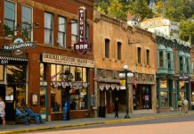 BetMGM is set to offer sports betting in Deadwood, S. Dakota, after forming a partnership with Liv Hospitality's Tin Lizzie and Cadillac Jack's Gaming Resorts.