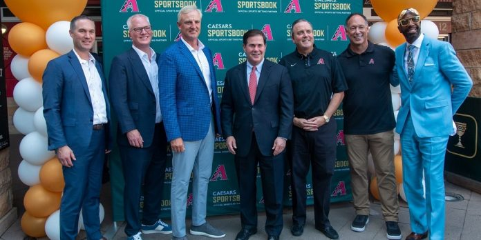 Caesars Entertainment Inc has launched its sportsbook, Caesars Sportsbook, in the state of Arizona.