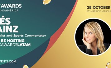 Inés Sainz, Mexico's leading sports television presenter and journalist, has been confirmed as the host of the inaugural SBC Awards Latinoamérica on October 28.