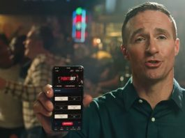 NFL icon Drew Brees has debuted in the first of three new ad spots for PointsBet's 'Live Your Bet Life' advertisement campaign.