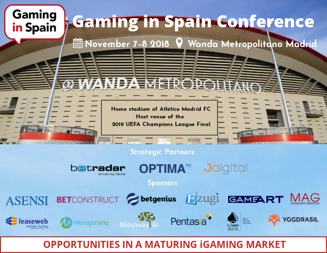 Gaming in Spain Conference to live stream internationally