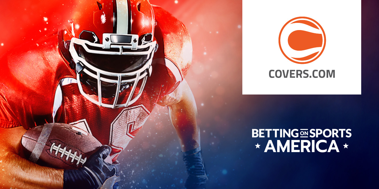 Covers.com is sponsoring Betting on Sports America