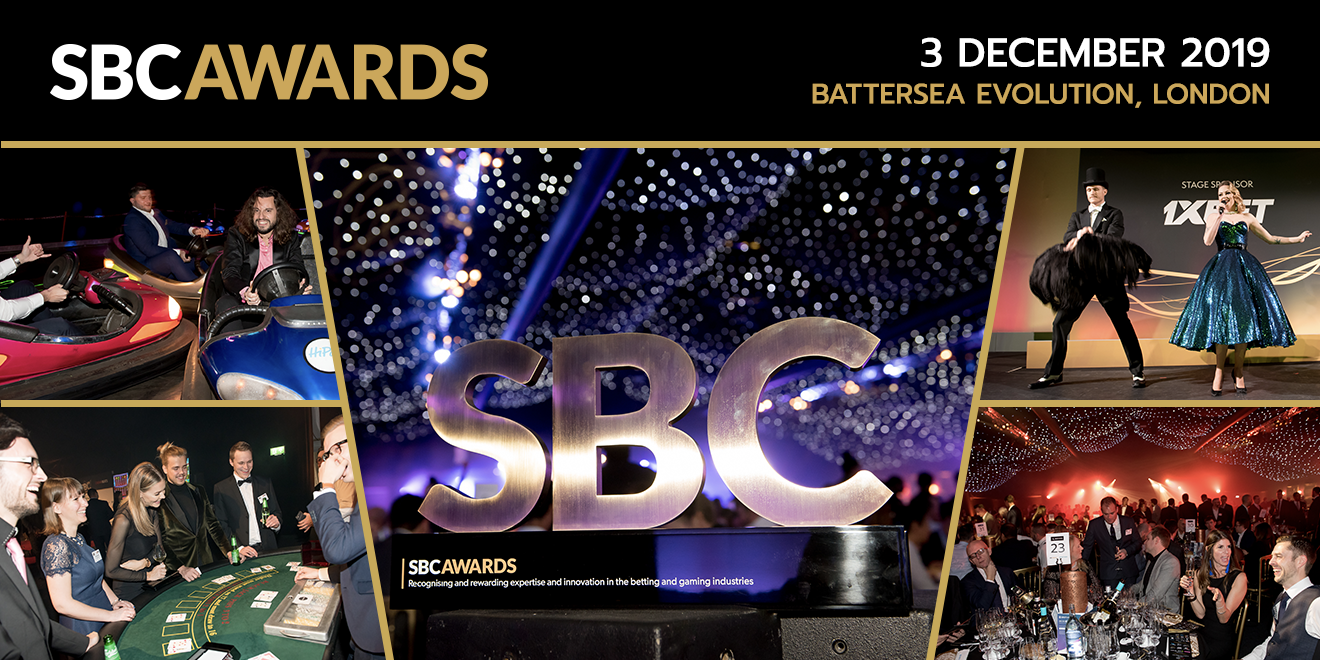 SBC Awards 2019 networking opportunities