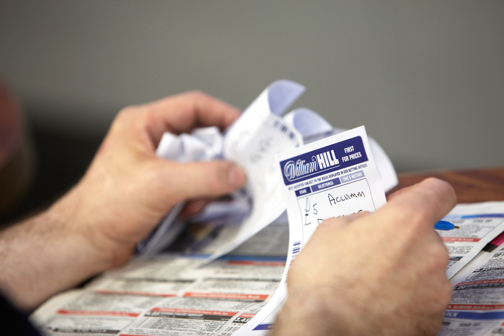 single staffing in betting shops bookmakers
