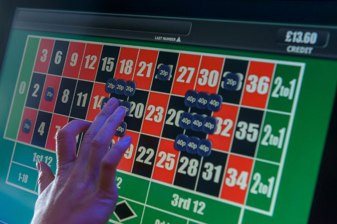 Bookmakers could be set for substantial FOBT payout