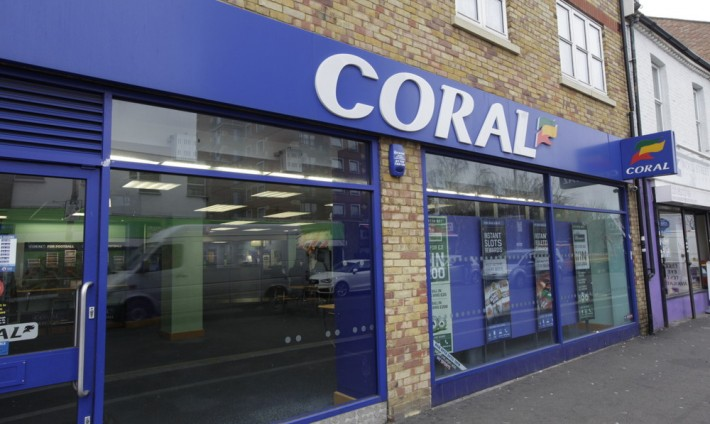 How many coral betting shops in uk betting odds next luton managerial economics