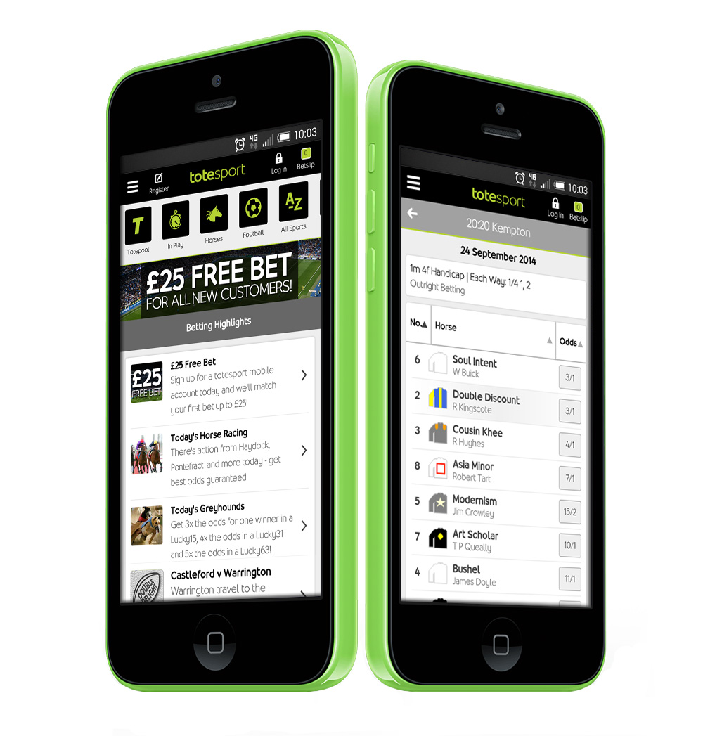 Totesport mobile betting sports binary options m5 charts top