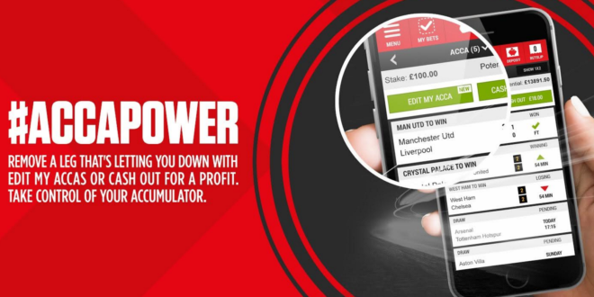 Ladbrokes launches 'Game Changer' - Edit My Acca in