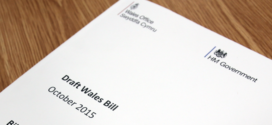 Too Late! No gambling provisions to be attached to the Wales Bill