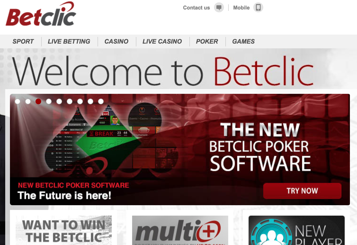 Betclic rolls out Betgenius in-play solutions across its sports