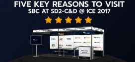 Five key reasons to visit the SBC stand at ICE 2017