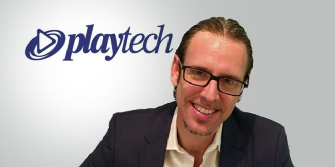 Playtech transfers Ron Hoffman to lead new financial services division