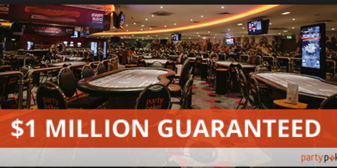 partypoker commits to biggest ever LIVE poker tour