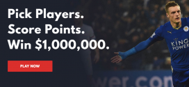BetStars launches $1 million fantasy sports promotion