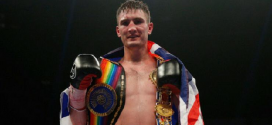 TXODDS confirms sponsorship deal with British Boxing champion