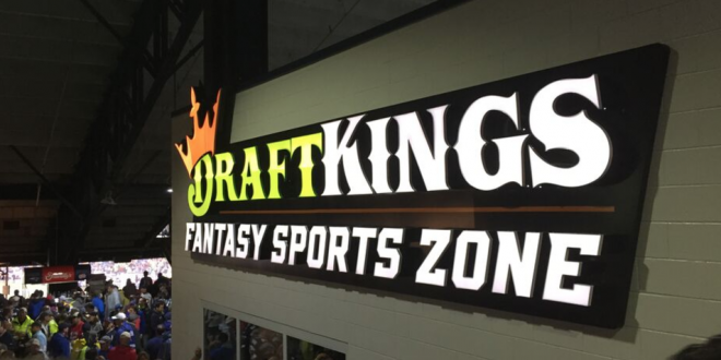 DraftKings raises further $100 million through Eldridge Industries LA