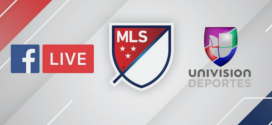 Kick off…Facebook signs live content partnership with MLS & Univision
