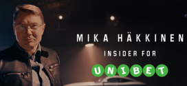 'Flying Finn' Häkkinen joins Unibet Ambassadors