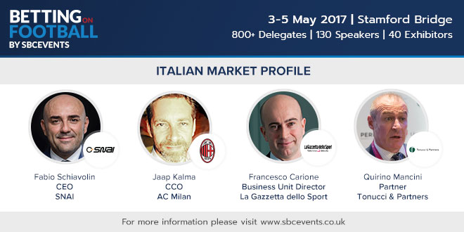 Italian Panel - Betting on Football
