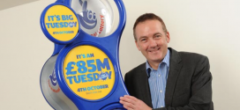 National Lottery operator Camelot assess options following the resignation of CEO Andy Duncan