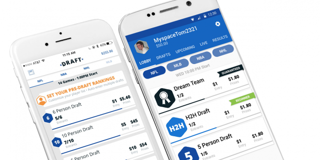 Paddy Power Betfair gains US DFS presence with $48 million acquisition of DRAFT mobile
