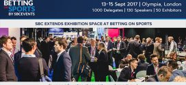 Betting on Sports extends exhibition space to include 50 exhibitors