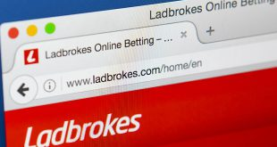 Ladbrokes - Copyright: chrisdorney / 123RF Stock Photo