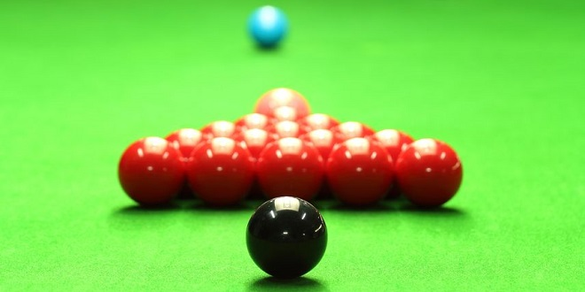 Snooker - Copyright: naypong / 123RF Stock Photo