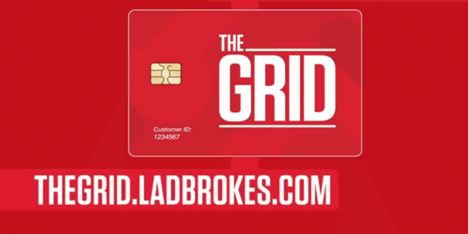 Ladbrokes Fixed Odds Coupon