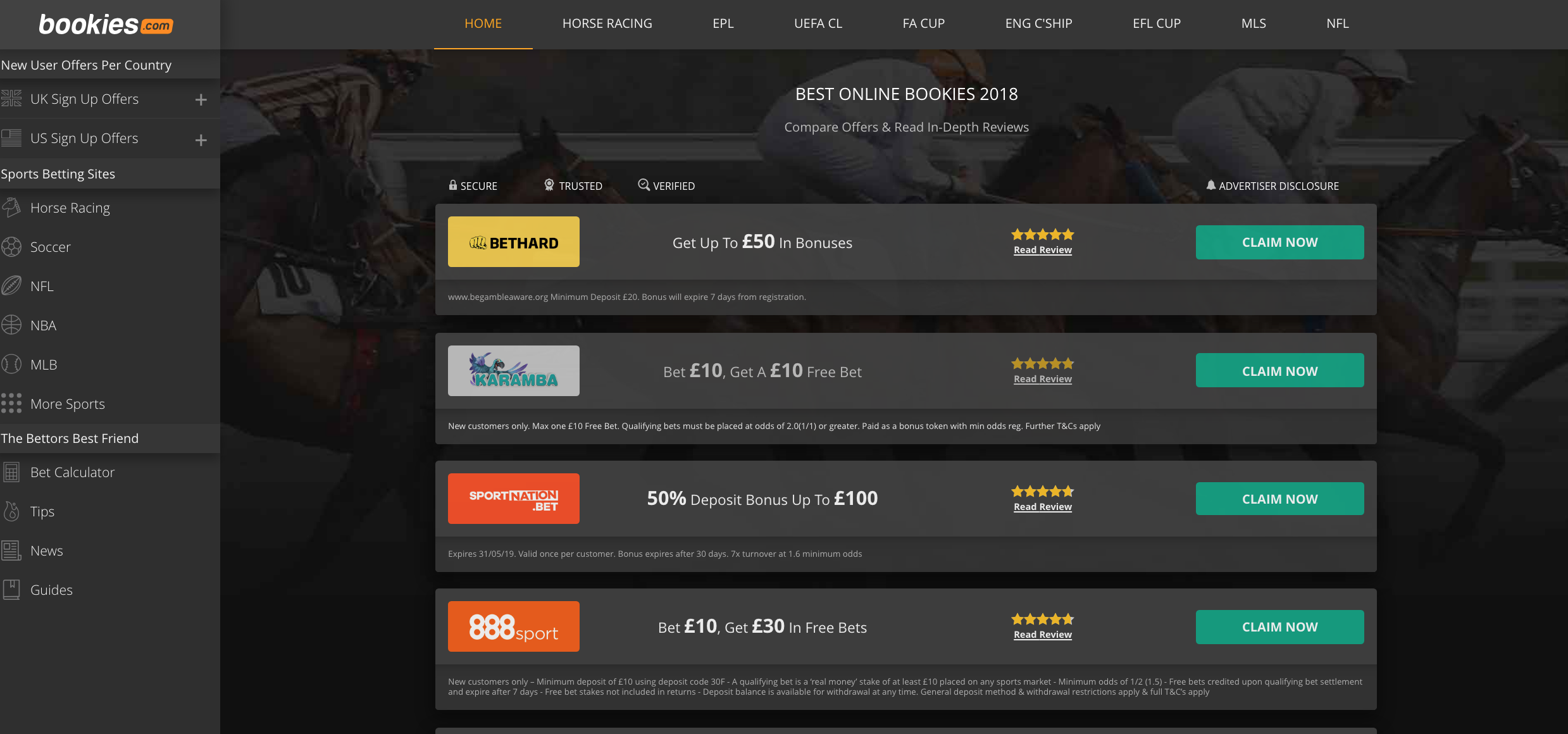 bookies com relaunches aiming to become US betting's 'top authority'