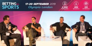 Betting on Sports 2019 Speakers