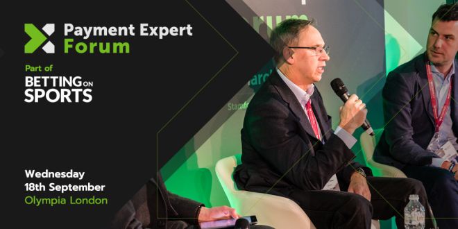 Payment Expert Forum at Betting on Sports 2019