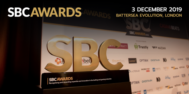 SBC AWARDS 2019 shortlists announced