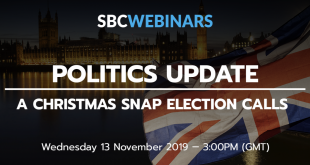 Political betting webinar