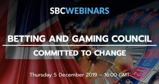 Betting and Gaming Council - Committed to Change
