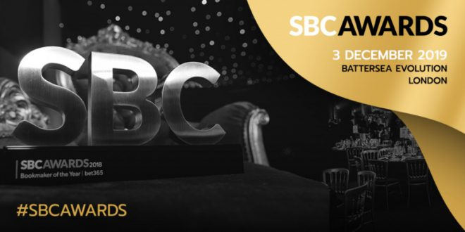SBC Awards 2019