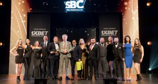 LeoVegas at SBC Awards 2019