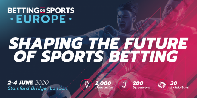 Betting on Sports Europe 2020