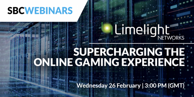SBC Webinar - Limelight Networks