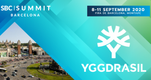 Yggdrasil at SBC Summit