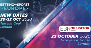 Betting on Sports Europe EGR Operator Awards
