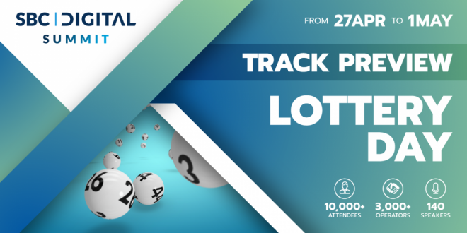SBC Digital Summit - Lottery Track