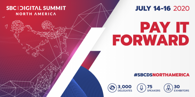 SBC Digital Summit North America - Pay It Forward