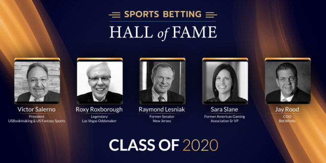 Sports Betting Hall of Fame 2020
