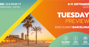 SBC Summi Barcelona Digital - Day One Preview