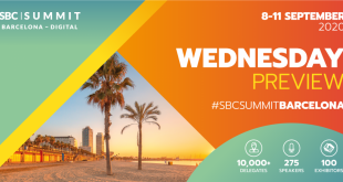 SBC Summit Barcelona - Day Two Preview