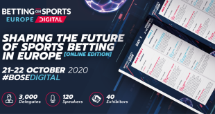 Betting on Sports Europe - Digital agenda